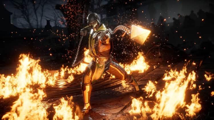Mortal Kombat 11 - Nintendo Switch