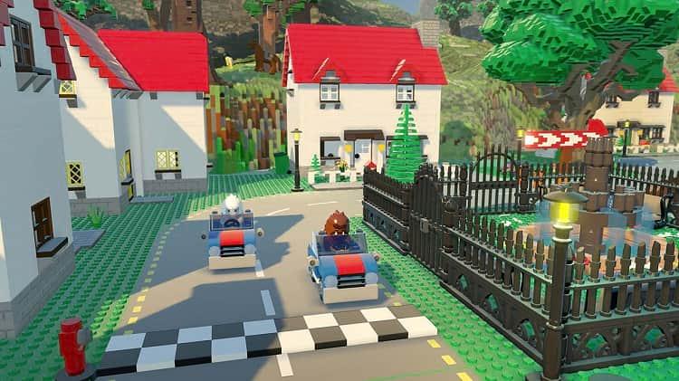 Nintendo Switch LEGO Worlds