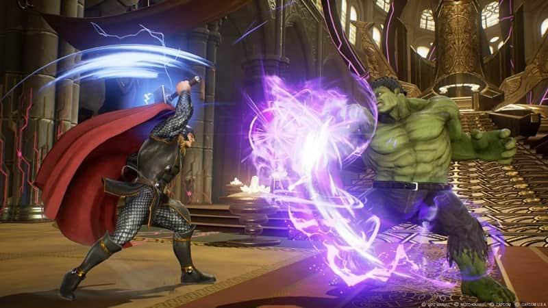 Marvel vs. Capcom-Infinite