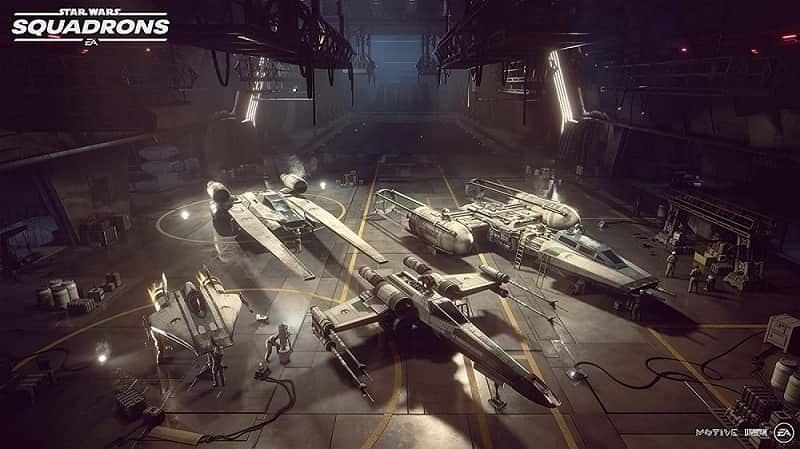 Star Wars-Squadrons