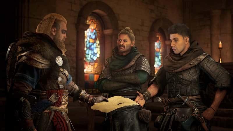 Assassin's Creed Valhalla sosogames