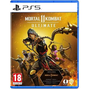 ps5 mortal kombat ultimate