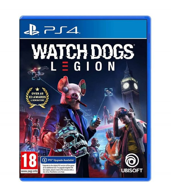Watch Dogs Legion Sosogames