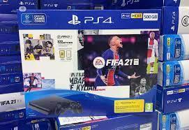 ps4 Slim 500gb + Fifa 21 bundle